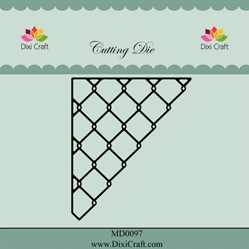 Dixi Craft - Die - Wire corner